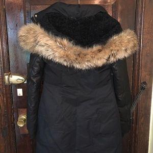 Mackage Jackets & Coats - Mackage Ladies Black Winter Coat